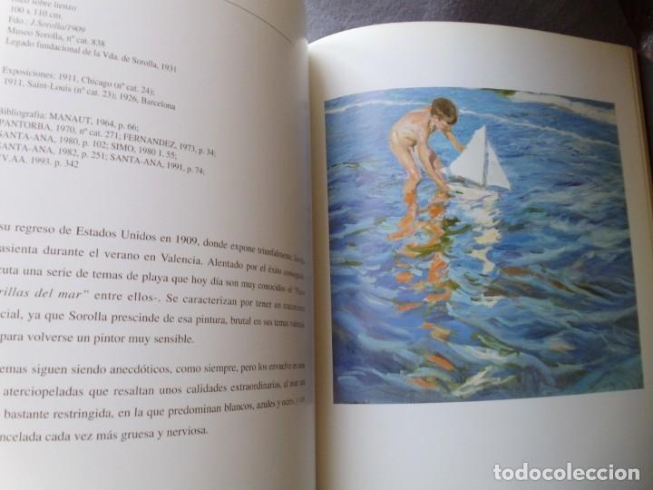Libros de segunda mano: SOROLLA (Fondos del Museo Sorolla) - JOAQUÍN SOROLLA 1994 - Foto 4 - 174061952