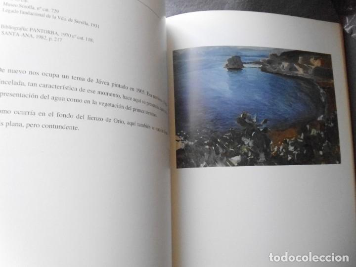 Libros de segunda mano: SOROLLA (Fondos del Museo Sorolla) - JOAQUÍN SOROLLA 1994 - Foto 5 - 174061952