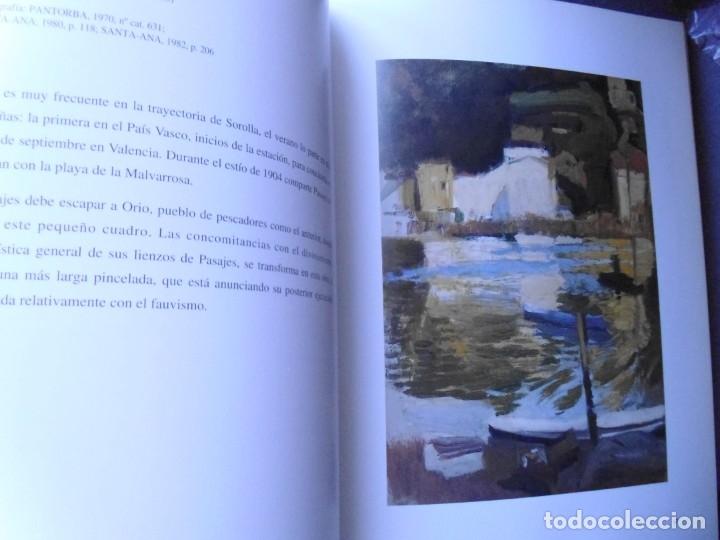 Libros de segunda mano: SOROLLA (Fondos del Museo Sorolla) - JOAQUÍN SOROLLA 1994 - Foto 6 - 174061952