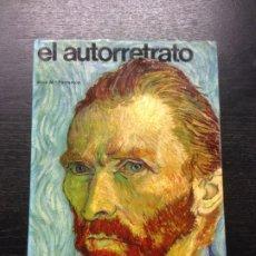 Livros em segunda mão: EL AUTORRETRATO, PARRAMON, JOSE M., 1971. Lote 174176532