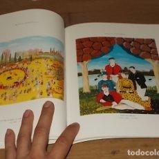 Libros de segunda mano: LA PINTURA NAÏF EN ESPAÑA . IBERCAJA.OBRA CULTURAL .ZARAGOZA. 1993.JUAN GUERRA,BASILIA LÓPEZ,RISUEÑO. Lote 174231710