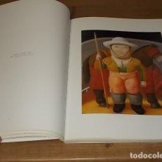 Libros de segunda mano: FERNANDO BOTERO . LA CORRIDA .SALA DE EXPOSICIONES DE LA FUNDACIÓN CENTRAL HISPANO . 1ª EDICIÓN 1997. Lote 174233842
