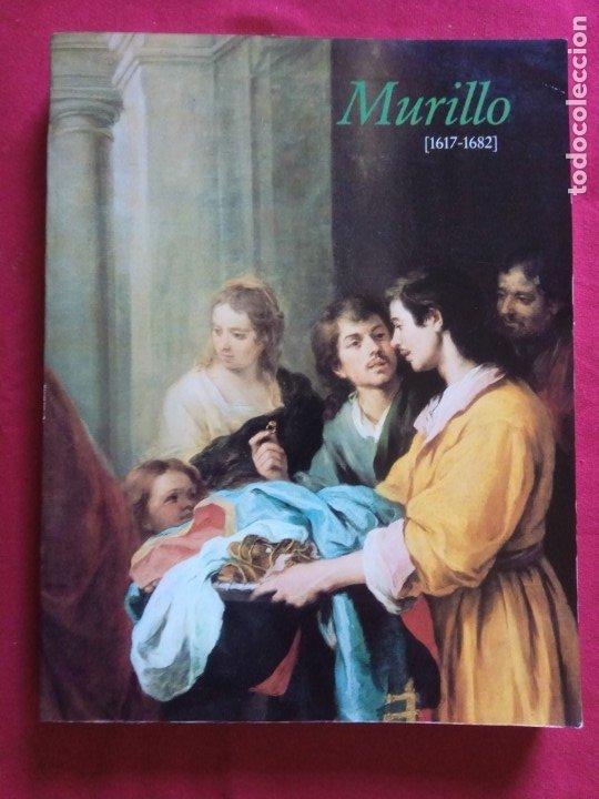 MURILLO 1617-1682-MUSEO DEL PRADO 1982. (Libros de Segunda Mano - Bellas artes, ocio y coleccionismo - Pintura)