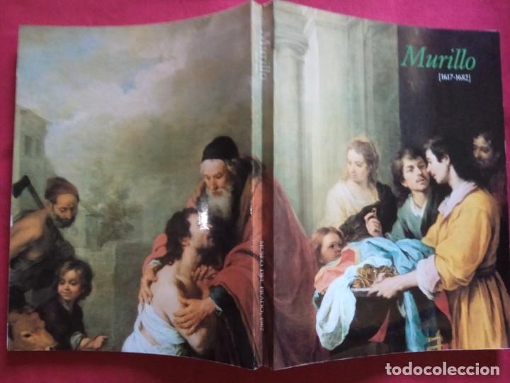 Libros de segunda mano: MURILLO 1617-1682-MUSEO DEL PRADO 1982. - Foto 2 - 174305692