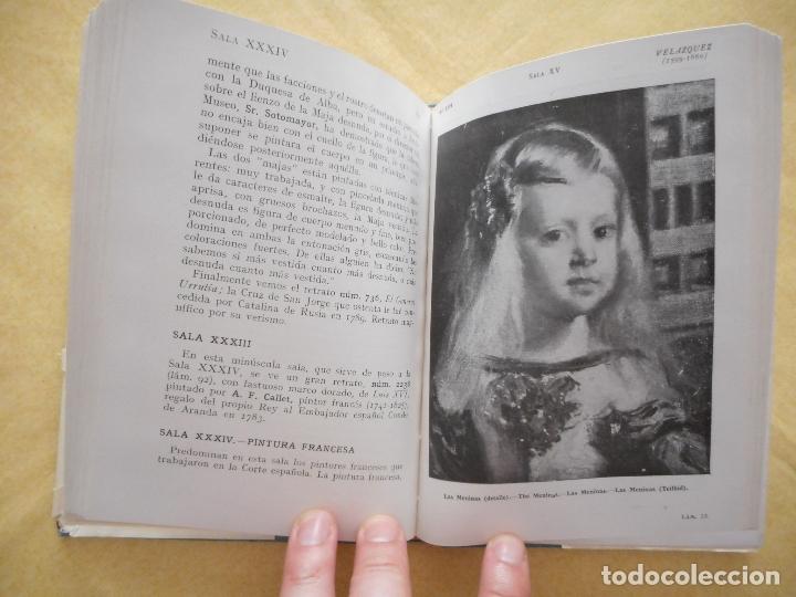 Libros de segunda mano: Nueva Guía del Museo del Prado. Editoria Mayfe. 1957. Tiene 154 páginas. Difícil conseguir - Foto 2 - 174306477