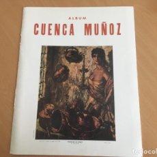 Libros de segunda mano: ALBUM CUENCA MUÑOZ - EDICIÓN FACSIMILAR DIPUTACIÓN DE CÓRDOBA 2010. Lote 174308182