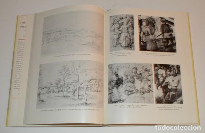 Libros de segunda mano: BRUEGEL - DRAWINGS - A COMPLETE EDITION - PHAIDON - CON DÍPTICOS DE EDICIÓN - Foto 6 - 174552739