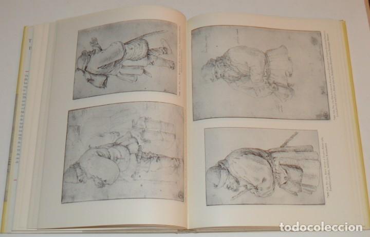 Libros de segunda mano: BRUEGEL - DRAWINGS - A COMPLETE EDITION - PHAIDON - CON DÍPTICOS DE EDICIÓN - Foto 16 - 174552739