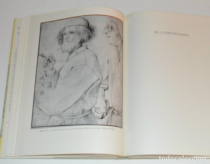 Libros de segunda mano: BRUEGEL - DRAWINGS - A COMPLETE EDITION - PHAIDON - CON DÍPTICOS DE EDICIÓN - Foto 17 - 174552739