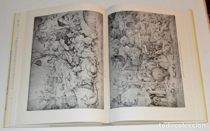 Libros de segunda mano: BRUEGEL - DRAWINGS - A COMPLETE EDITION - PHAIDON - CON DÍPTICOS DE EDICIÓN - Foto 18 - 174552739