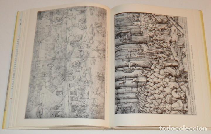 Libros de segunda mano: BRUEGEL - DRAWINGS - A COMPLETE EDITION - PHAIDON - CON DÍPTICOS DE EDICIÓN - Foto 19 - 174552739
