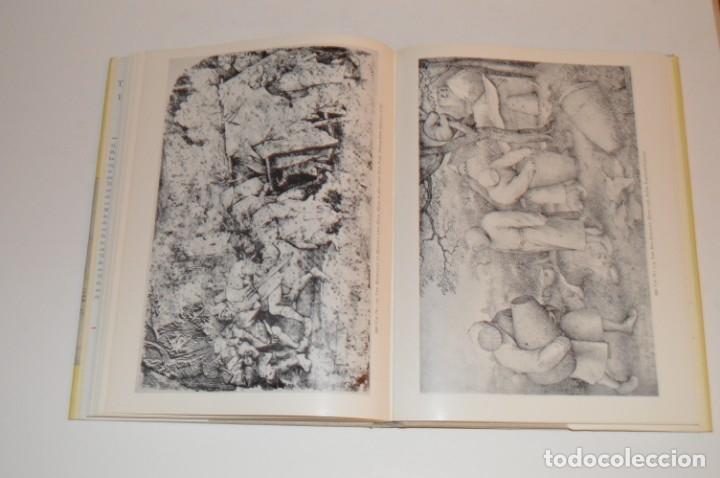 Libros de segunda mano: BRUEGEL - DRAWINGS - A COMPLETE EDITION - PHAIDON - CON DÍPTICOS DE EDICIÓN - Foto 20 - 174552739