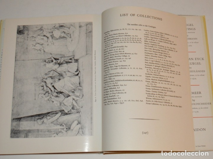 Libros de segunda mano: BRUEGEL - DRAWINGS - A COMPLETE EDITION - PHAIDON - CON DÍPTICOS DE EDICIÓN - Foto 21 - 174552739