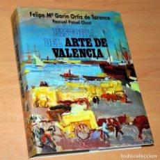 Libros de segunda mano: LIBRO GRAN FORMATO: HISTORIA DEL ARTE DE VALENCIA - DE FELIPE Mª GARÍN - EDITA: BANCAIXA - AÑO 1992. Lote 174562532
