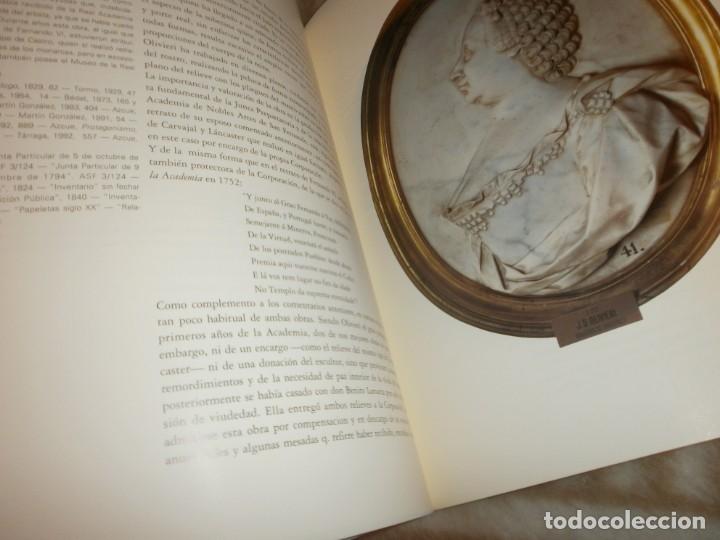 Libros de segunda mano: Obras maestras de la Real Academia de San Fernando 1994 Su primer siglo de Historia 26X21,5 272 pg. - Foto 5 - 174977879