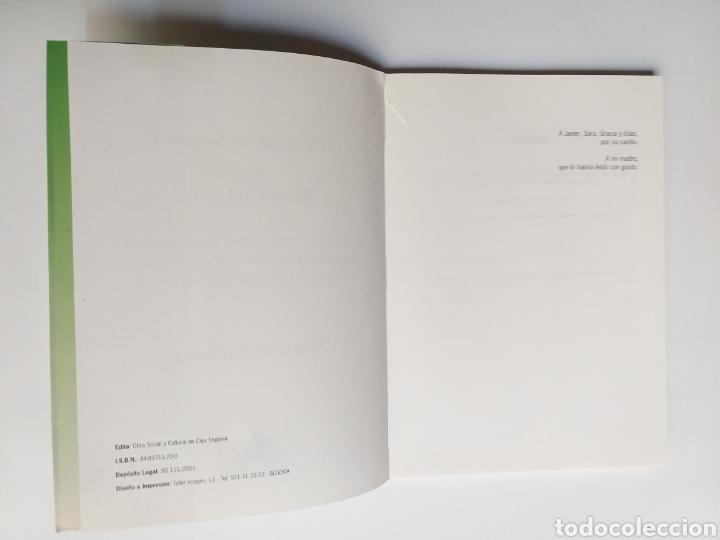 Libros de segunda mano: Segovia pintura antigua . Pinturas de Segovia en el Museo del Prado estudio de las pinturas de las i - Foto 8 - 175220033