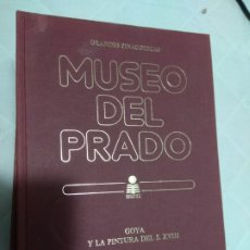 Libros de segunda mano: GRANDES PINACOTECAS. MUSEO DEL PRADO. 7 TOMOS.. Lote 175347368