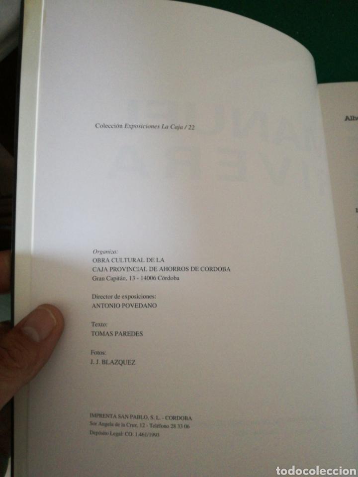 Libros de segunda mano: MANUEL RIVERA CATALOGO - Foto 4 - 175406093