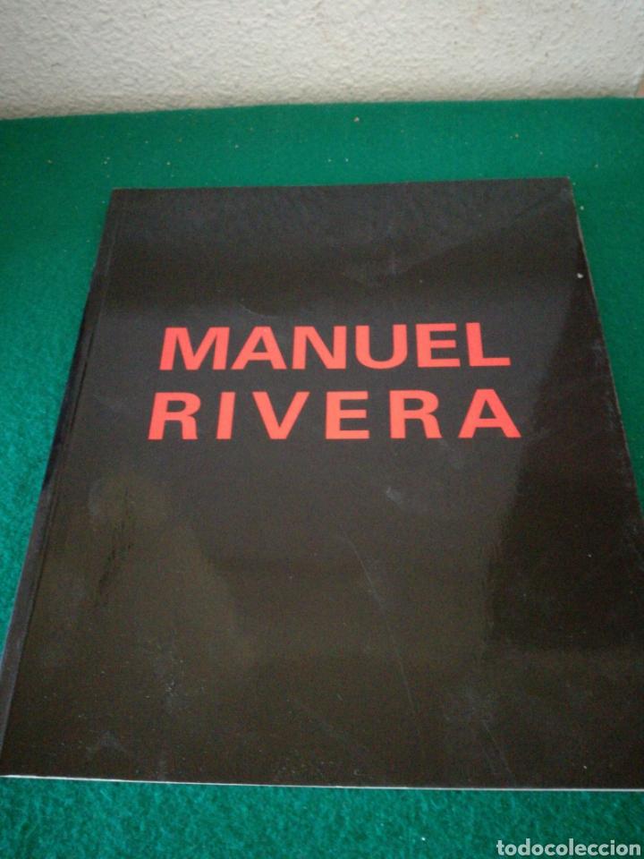MANUEL RIVERA CATALOGO (Libros de Segunda Mano - Bellas artes, ocio y coleccionismo - Pintura)