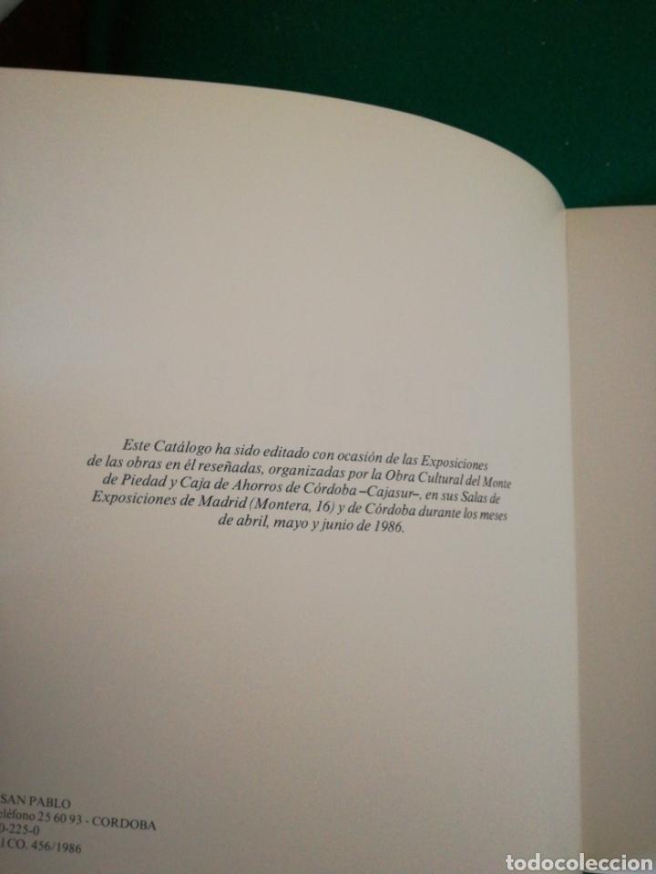 Libros de segunda mano: CORDOBA Y SU PINTURA RELIGIOSA CATALOGO - Foto 6 - 175406500