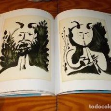 Libros de segunda mano: PICASSO , MEDITERRÁNEO .ANTONIO GARRIDO. LOURDES MORENO. CAJA MEDITERRÁNEO . 1ª EDICIÓN 2010. Lote 175666513