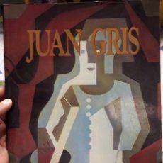 Libros de segunda mano: JUAN GRIS LIBRO CATALOGO. Lote 175693478