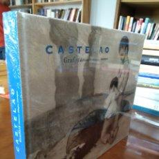 Libros de segunda mano: CASTELAO. GRAFISTA. PINTURAS DIBUJOS ESTAMPAS. Lote 175965758
