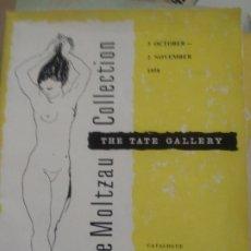 Libros de segunda mano: THE MOLTZAU COLLECTION. FROM CEZANNE TO PICASSO. Lote 176005510