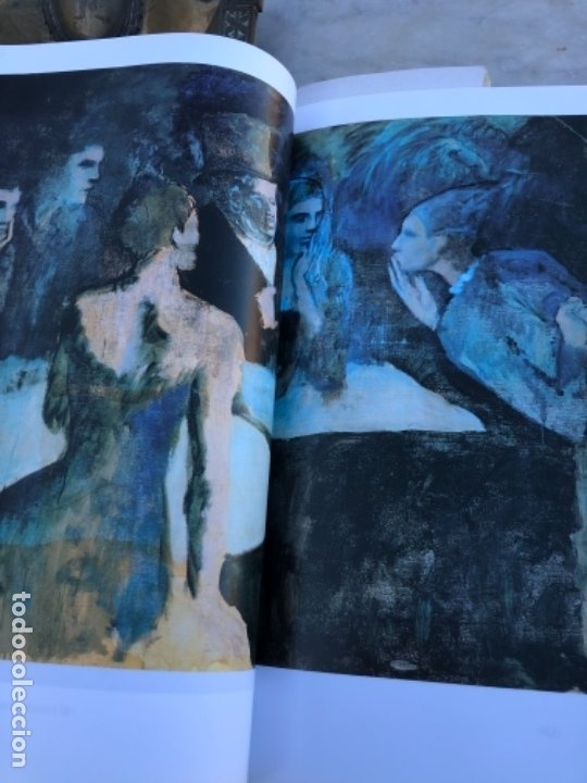Libros de segunda mano: Gran libro de PICASSO - Foto 3 - 176067087