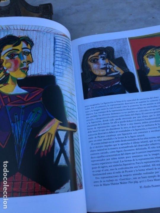 Libros de segunda mano: Gran libro de PICASSO - Foto 4 - 176067087