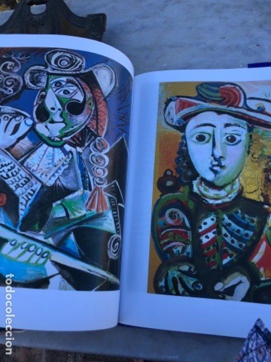 Libros de segunda mano: Gran libro de PICASSO - Foto 5 - 176067087