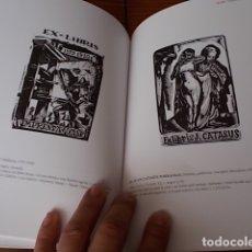 Libros de segunda mano: XAM I L'EXLIBRISME - XAM Y EL EXLIBRISMO .ALEJANDRO YSASI. 1ª EDICIÓN 2015. MALLORCA .. Lote 176143669