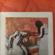 Libros de segunda mano: DEGAS, MUJERES - COLECCION MINIA Nº 17- GUSTAVO GILI . Lote 176507859
