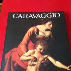 Libros de segunda mano: CARAVAGGIO. MUSEO BELLAS ARTES DE BILBAO. ELECTA AÑO 1999. Lote 176575732