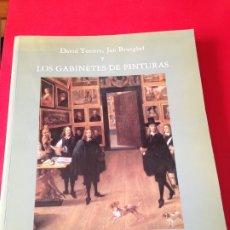 Libros de segunda mano: LOS GABINETES DE PINTURA. MUSEO DEL PRADO. 1992. Lote 176576473
