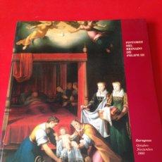 Libros de segunda mano: PINTORES DEL REINADO DE FELIPE III. IBERCAJA Y MUSEO DEL PRADO. AÑO 1993. Lote 176626153