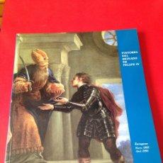 Libros de segunda mano: PINTORES DEL REINADO DE FELIPE IV. IBERCAJA Y MUSEO DEL PRADO. AÑO 1995. Lote 176626388