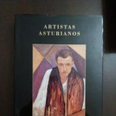 Libros de segunda mano: VV. AA. ARTISTAS ASTURIANOS. TOMO III. PINTORES. EDUARDO ÚRCULO, BERNARDO SANJURJO, JOSÉ SANTAMARINA. Lote 176645065
