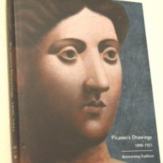 Libros de segunda mano: PICASSO´S DRAWINGS - FRICK COLLECTION, YALE - 2011 - 300 PGS. Lote 176658697
