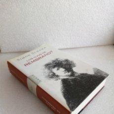 Libros de segunda mano: SIMON SCHAMA. LOS OJOS DE REMBRANDT. ARETE. Lote 176736312