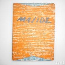 Libros de segunda mano: ALVARO CUNQUEIRO, RICARDO GARCIA SUAREZ CARLOS MASIDE Y96056 . Lote 176811347