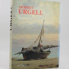 Libros de segunda mano: MODEST URGELL, MILAGROS TORRES, 2001, EDITORIAL AUSÀ, SABADELL. 34X25,5CM. Lote 176895142