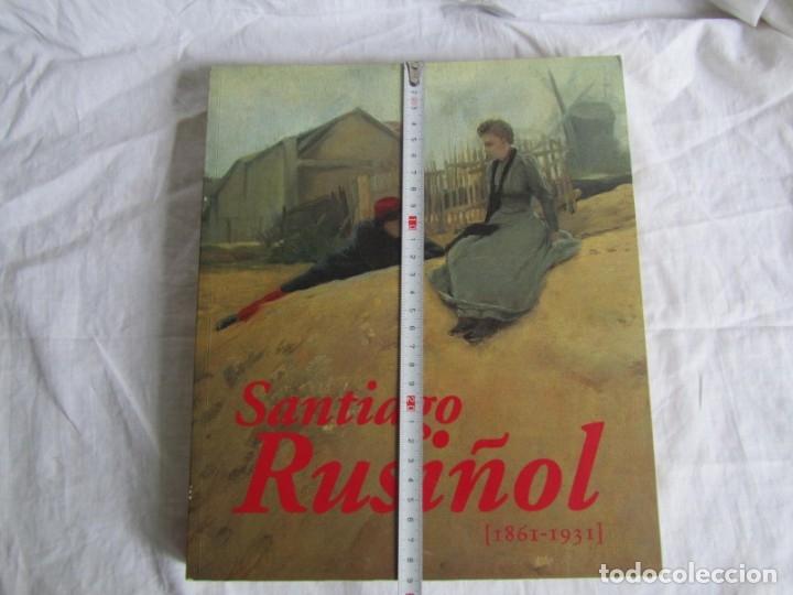Libros de segunda mano: Santiago Rusiñol 1861-1931 Fundación Mapfre, Museo de Art Modern Barcelona - Foto 4 - 176980550