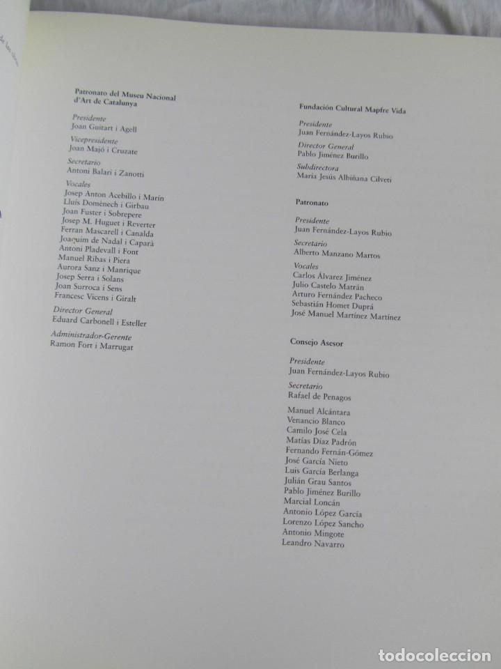 Libros de segunda mano: Santiago Rusiñol 1861-1931 Fundación Mapfre, Museo de Art Modern Barcelona - Foto 7 - 176980550