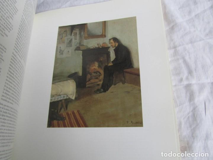 Libros de segunda mano: Santiago Rusiñol 1861-1931 Fundación Mapfre, Museo de Art Modern Barcelona - Foto 9 - 176980550