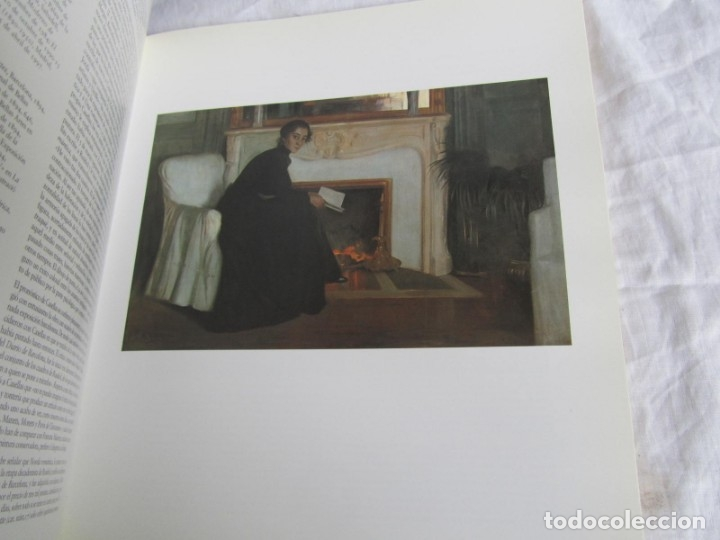 Libros de segunda mano: Santiago Rusiñol 1861-1931 Fundación Mapfre, Museo de Art Modern Barcelona - Foto 10 - 176980550