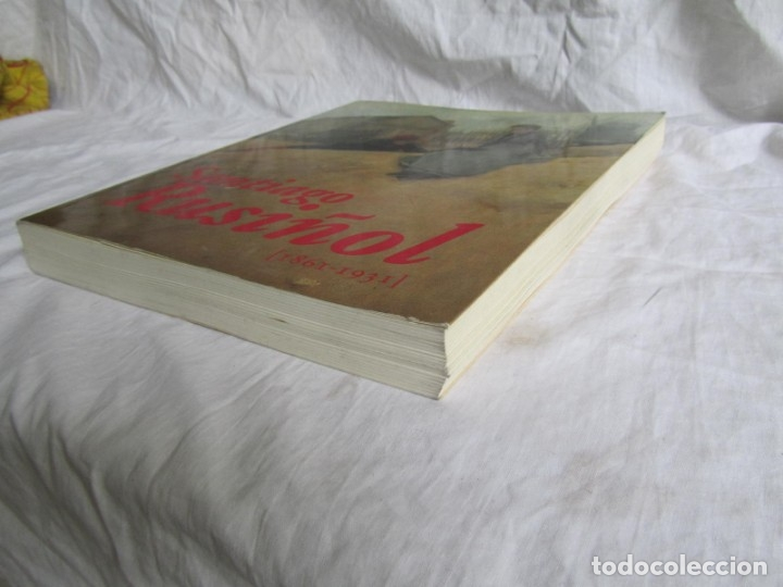 Libros de segunda mano: Santiago Rusiñol 1861-1931 Fundación Mapfre, Museo de Art Modern Barcelona - Foto 12 - 176980550