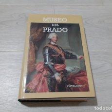 Libros de segunda mano: CATALOGO DE LAS PINTURAS, 1996 MUSEO NACIONAL DEL PRADO. Lote 177115787