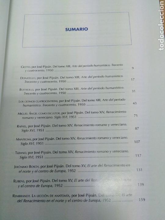 Libros de segunda mano: Summa Artis. La época del Renacimiento en Europa. Antología - Foto 2 - 177272942