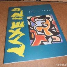 Libros de segunda mano: LIBRO - LAXEIRO 1930-1980. Lote 177313783